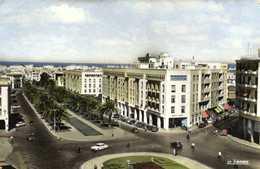 RABAT Avenue Mohamed V Colorisée RV - Rabat