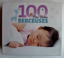 COFFRET 5 CD 100 PLUS BELLES BERCEUSES 2010 - Enfants