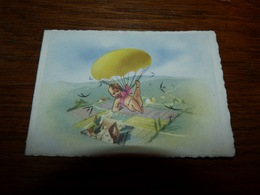 Souvenir Baptême M Mousty Gosselies Bébé Parachute - Naissance & Baptême