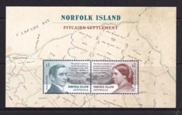 Norfolk Island 2019 Pitcairn Settlement Minisheet MNH - Norfolk Island