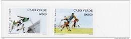 Cap Vert-Cabo Verde-2002-Coupe Du Monde De Football-779/80***MNH - Coupe Du Monde