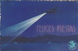 AIR FRANCE Felices Fiestas Argentine 21/12/1935 - Vol De Nuit - De Buesnos Aires à Toulouse - 1919-1938: Entre Guerres