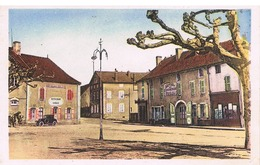 Santenay-les-Bains - La Place - France
