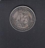 BRD Schach Chess XIX Olympiade Siegen 1970 Medaille - Deutschland