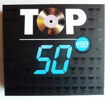 COFFRET 4 CD TOP 50 2009 COMPILATION OFFICIELLE DE L'EMISSION - Classique