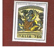 ITALIA - UN. 2073 -   1993  MOSAICI DI IAZZA ARMERINA   -  NUOVI **(MINT) - 6. 1946-.. Repubblica