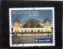 2016 Svizzera - La Stazione Di Basilea - Svizzera
