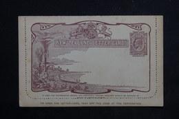 NOUVELLE ZÉLANDE - Entier Postal Illustré Non Circulé - L 23131 - Briefe U. Dokumente