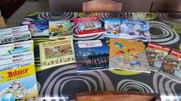 15 Stripboeken (Diverse) - Dessins Animés