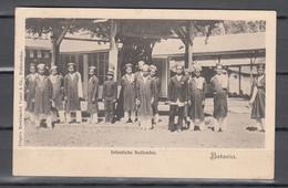 Nederlands Indie 1902,ansichtkaart,briefkaart,Inlandsche Bedienden,Batavia(C401) - Nederlands-Indië