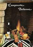 Recettes Gastronomiques Regionales  Langouste Bellevue RV - Recettes (cuisine)