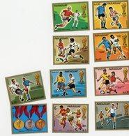 Paraguay 1973-Championnat De Football En Allemagne -divers Joueurs MI 2465/74*** - Coupe Du Monde