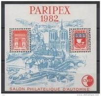 FRANCE PARIPEX 82 - YT BF 3A - Neuf **  MNH - Cote: 20,00 € - CNEP