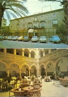 Espagne - Extremadura - Merida (Badajóz) - 2 Cartes Hotel Emperatriz - Fachada Y Hall Comedor - SANP1 1/2 - 6057 - Mérida