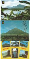 Lot De 3 CPM Du Rwanda - Rwanda
