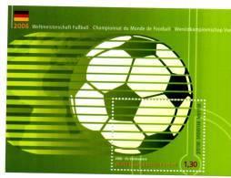 Coupe Du Monde 2006 En Allemagne-Belgique-bloc** *MNH - 2006 – Allemagne