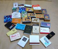 Jo. 20. Boite D'allumettes Du Kensington Park Hôtel - Boites D'allumettes
