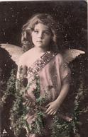 CPA  FILLETTE Ange  Grete REINWALD - Portraits
