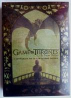 COFFRET DVD GAME OF TRONE LE TRONE DE FER SAISON 5 Neuf Sous Film - Fantasy