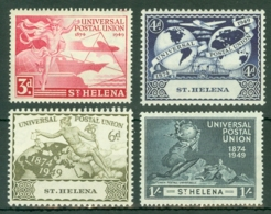 St Helena: 1949   U.P.U.       MH - Saint Helena Island
