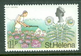 St Helena: 1971   QE II - Pictorial - Decimal Currency    SG263    1½p       MNH - Saint Helena Island