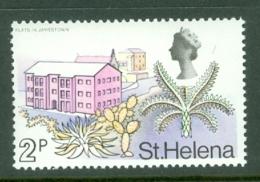 St Helena: 1971   QE II - Pictorial - Decimal Currency    SG264    2p       MNH - Isola Di Sant'Elena