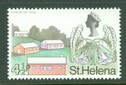 St Helena: 1971   QE II - Pictorial - Decimal Currency    SG267    4½p       MNH - Saint Helena Island