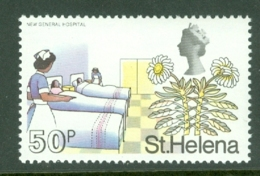 St Helena: 1971   QE II - Pictorial - Decimal Currency    SG273    50p       MNH - Isola Di Sant'Elena