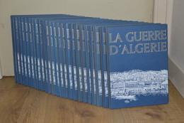 La Guerre D'Algérie - Historia - Série Complète - 24 Volumes- Etat Neuf - Livres