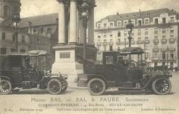 - 63  - CLERMONT-FERRAND -  Maison BAL&FAURE - Clermont Ferrand