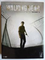 COFFRET DVD WALKING DEAD SAISON 4 - Séries Et Programmes TV