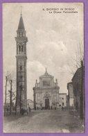 Italie Venetie Padou San Giorgio In Bosco La Chiesa Parrocchiale 22.02.1919 - Padova (Padua)