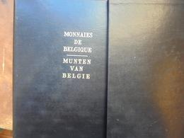 ALBUM DAVO BELGIQUE DONT PETITES MONNAIES (3 KILOS 500) - Belgique