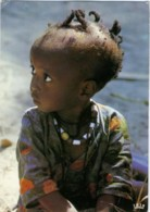 BAMBINI  ENFANT  Petite Fille Africaine - Ritratti