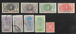 LOT HAUT SENEGAL ET NIGER - Haut-Sénégal Et Niger (1904-1921)