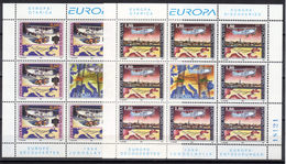 Yugoslavia,Europa CEPT 1994.,mini Sheets,MNH - 1992-2003 Federal Republic Of Yugoslavia