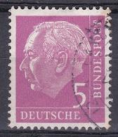 Ha_ Bund - Rollenmarke Mi.Nr. 179  R - Gerade Nummer - Gestempelt Used - [7] West-Duitsland