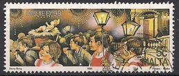 Malta (1995)  Mi.Nr.  971  Gest. / Used  (1ag07) - Malta