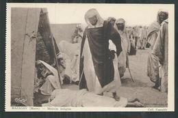 Maroc. Mazagan ,médecin Indigène - Maroc