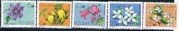 Poland MNH Short Set 2610-2615 Flowers (ML0147) - Poland