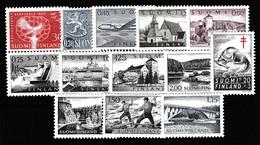 Finnland Lot, Postfrisch  (siehe Foto) - Timbres