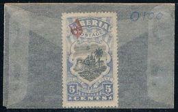 Liberia O100 Unused Symbols Of Liberia 1918 (L0662) - Liberia