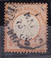 Allemagne, Empire - Yvert N° 15 Oblitéré - Deutschland
