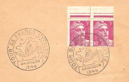 1948 Tour De France Cycliste : étape De Briançon 16 Juillet - Cyclisme