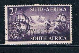 South Africa 117 Used Jan Van Riebeeks Ship (S0651) - South Africa (1961-...)