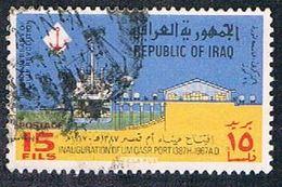 Iraq 441 Used Frieghter (BP4622) - Iraq