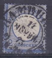 Allemagne, Empire - Yvert N° 17 Oblitéré - Deutschland