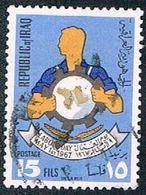 Iraq 434 Used Globe (BP5013) - Iraq