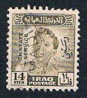 Iraq O145 Used King Faisal II Overprint (BP814) - Iraq