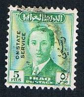 Iraq O152 Used King Faisal II Overprint (BP8111) - Iraq